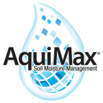 Aquimax soil moisture management logo
