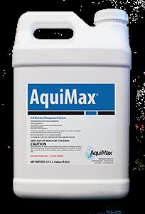 AquiMax, soil moisture management