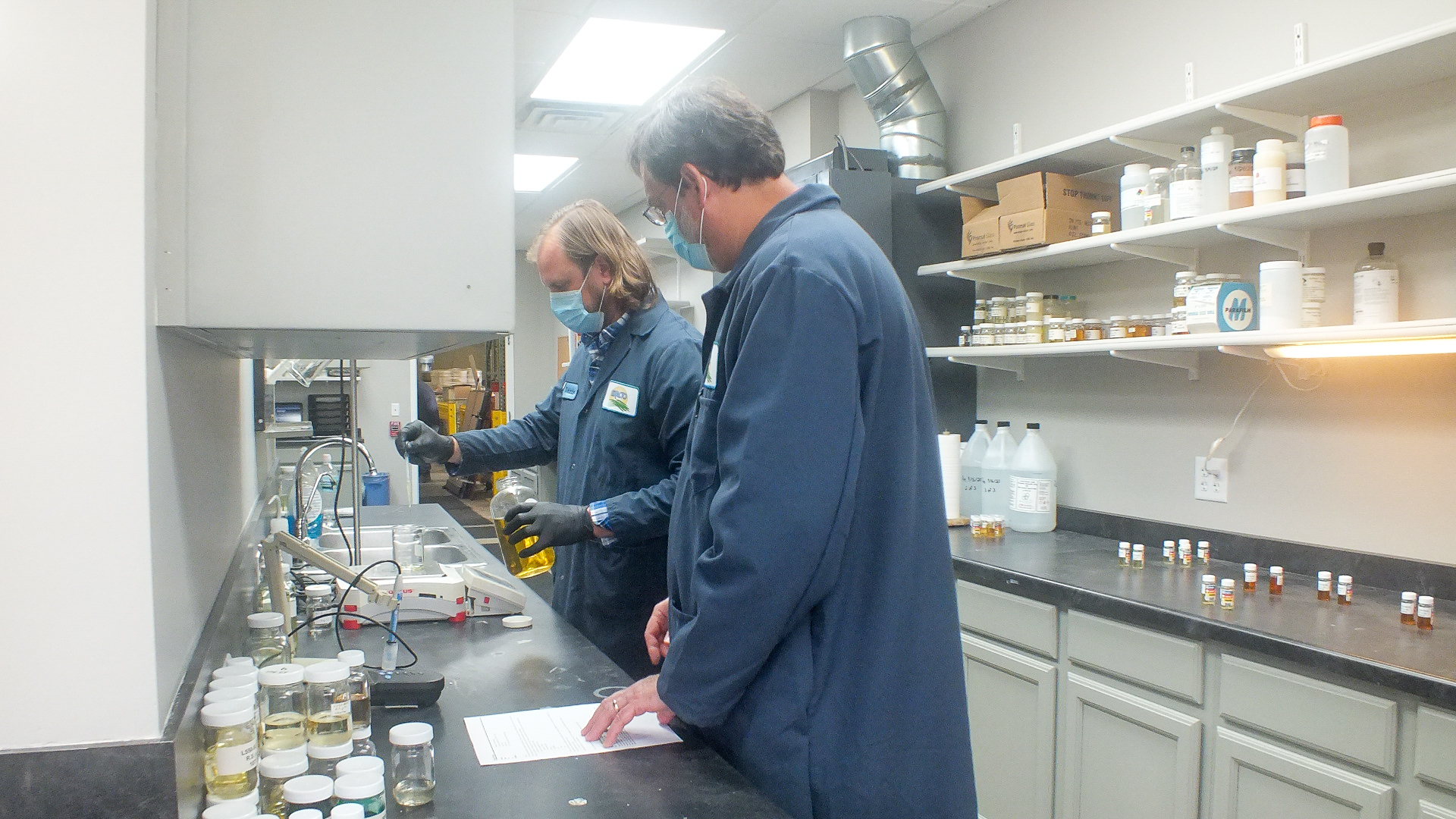 New updated lab provides expanded product development opportunities