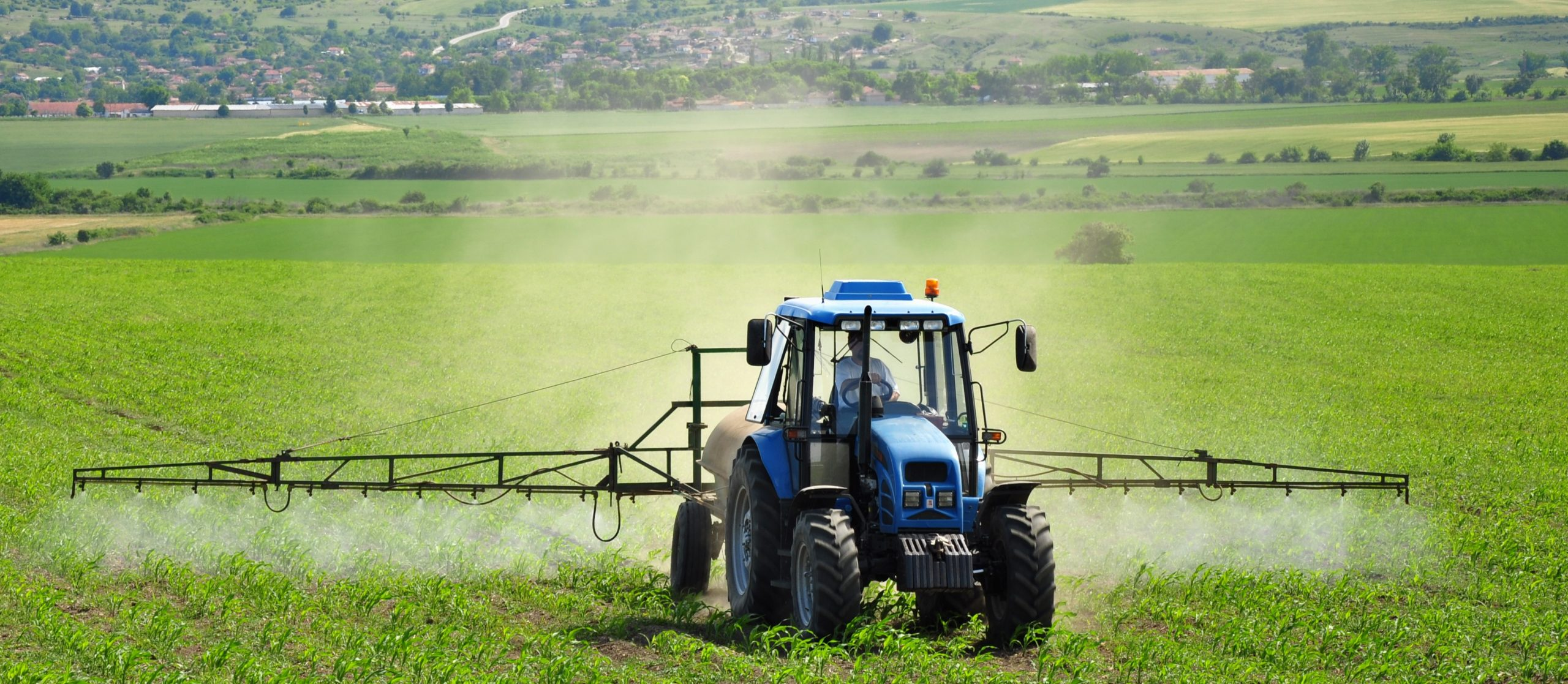 These utility chemicals, mixed in the tank solution to improve the spray application process, include buffering agents, antifoam agents, and drift control agents
