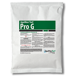 AquiMax Turf Pro G is the granular version of AquiMax Turf Pro