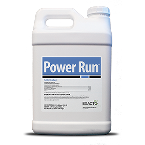 Power Run is a cost-efficient wetting agent